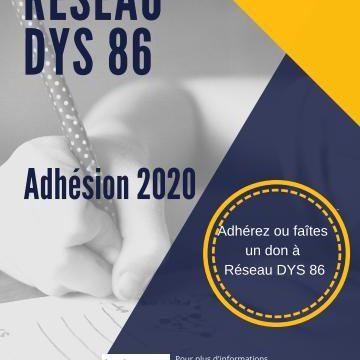 Adhésion RéseauDYS86