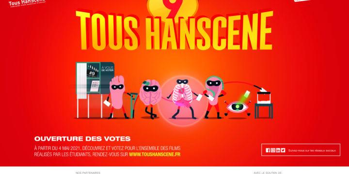 TOUS HANSCENE Ouverture des votes !